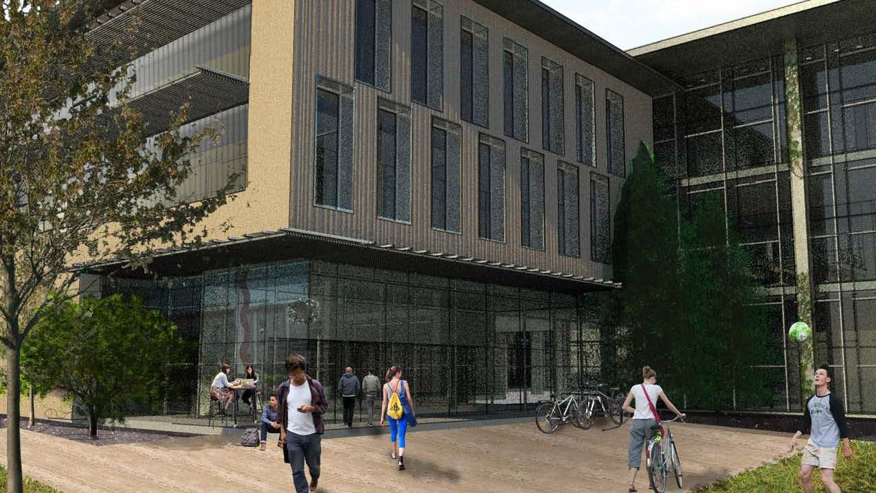 Stevenson Hall Sonoma State University – MODE